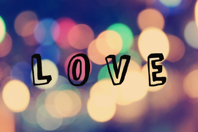 It's All About L-O-V-E