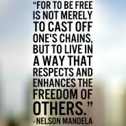 What true freedom means..