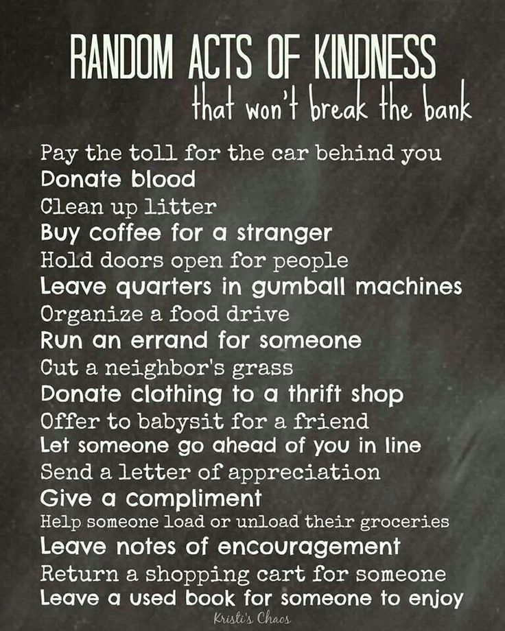Simple Ways To Extend A Random Act Of Kindness Fleur De Lyz