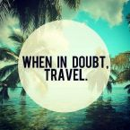 When you're in doubt...