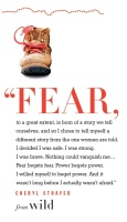 A courageous perspective on fear