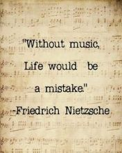 Life without music is unimaginable