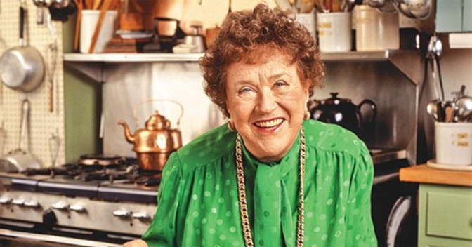The Inspirational Life of Julia Child