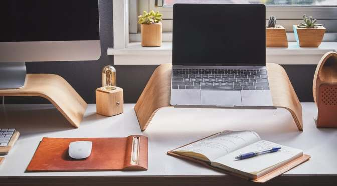 Productivity: Office Desk Hacks to Help You Work Smarter