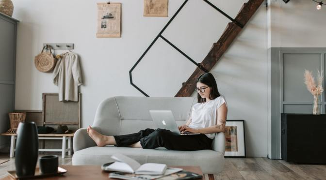 How to Maximize Productivity When Working Remotely [Tips]